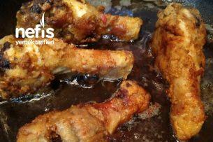 Terbiyeli Tavuk Kızartma (Bayılacaksınız) Tarifi