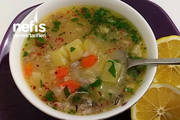 Balık Çorbası (Vitamin Deposu) Tarifi