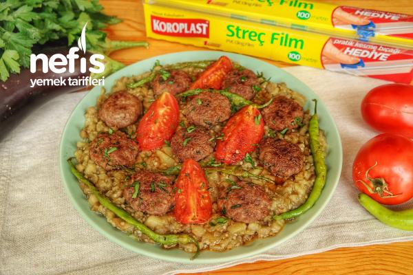 En Lezzetli Söğürme Kebabı Tarifi (videolu)