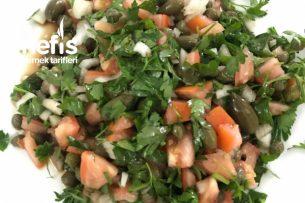 Kapari Salatası Tarifi
