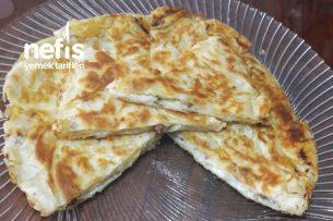 Kuru Yufkadan (İşkefe) Kahvaltılık Börek Tarifi