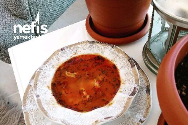 Sebzeli Tavuklu Arpa Şehriye Çorbası Tarifi