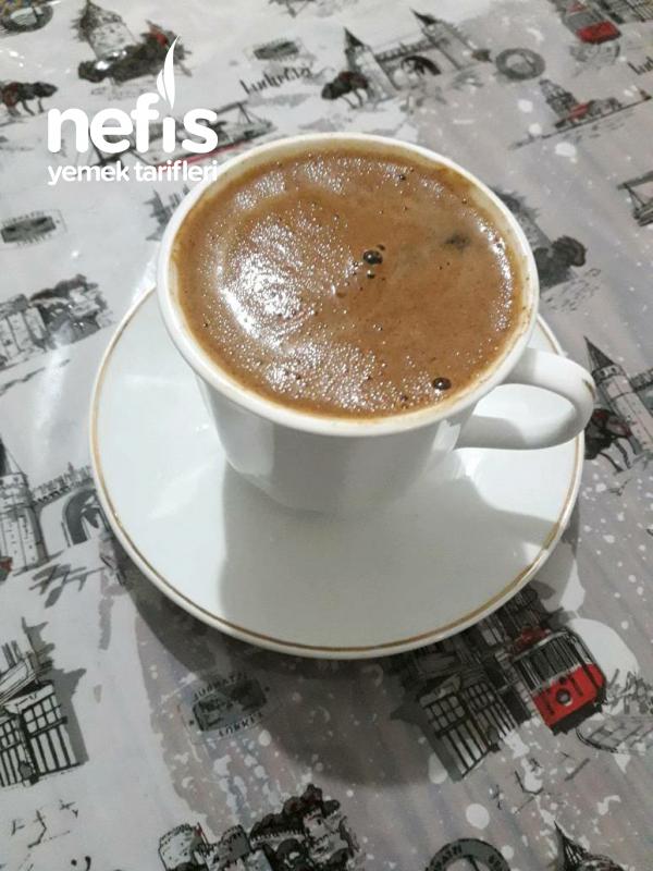 Zayıflatan Tarçınlı Kahve
