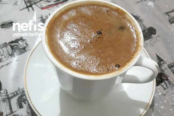 Zayıflatan Tarçınlı Kahve Tarifi