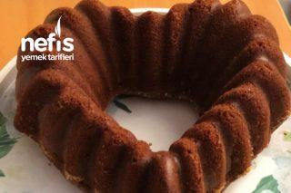 Kakaolu Kremşantili Kek Tarifi