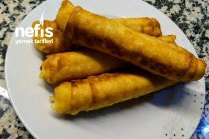 Patates Püreli Sigara Böreği Tarifi