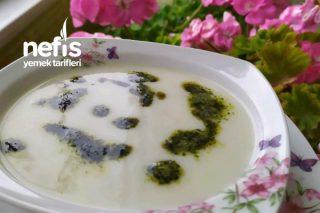 Pratik Yoğurtlu Arpa Şehriyesi Çorbası (Enfes) Tarifi