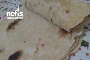 Yufka Ekmek (Ev Ekmeği) Tarifi