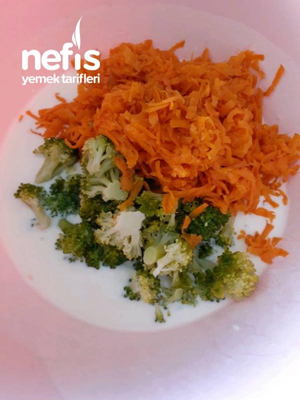 Efsane Lezzetli Brokoli Salatası