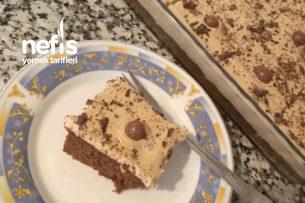 Kahveli Çikolatalı Pasta (videolu) Tarifi
