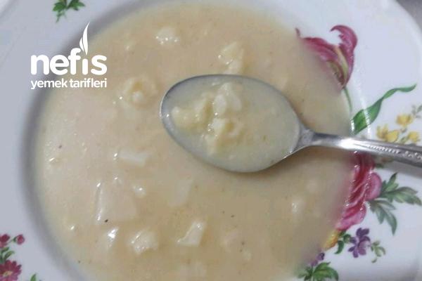 Karnabahar Çorbası (Alman Mutfağı) Tarifi