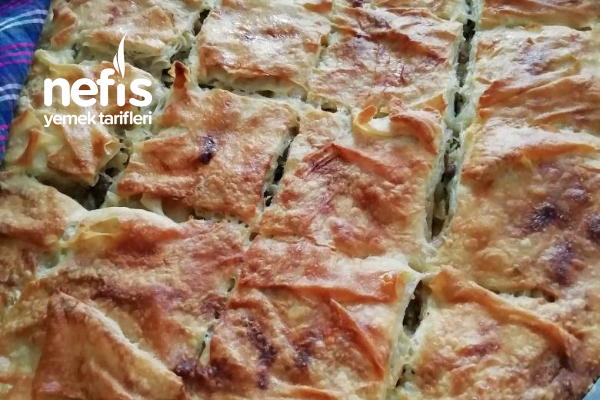 Kıymalı Patatesli Börek (Bayılacaksınız) Tarifi
