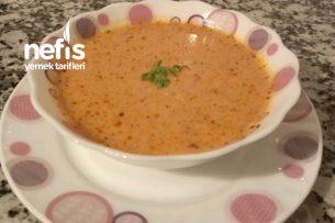 Kremalı Tarhana Çorbası Tarifi