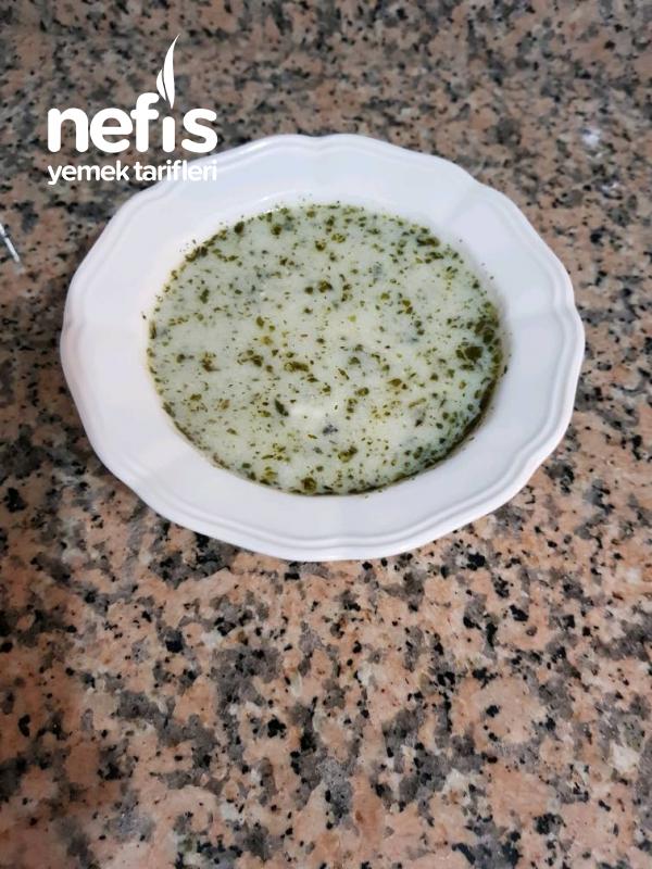 Lokanta Usulü Tavuk Çorbası (pirinçli)