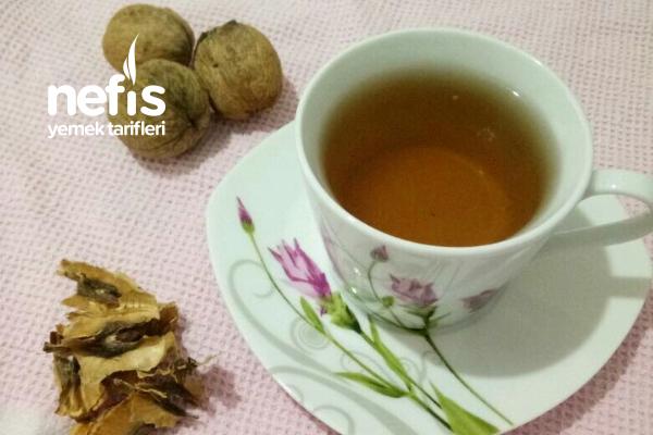Öksürük İçin Ceviz Çayı Tarifi