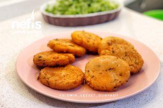 Patatesli Bulgur Köftesi (Pratik Ve Doyurucu) Tarifi