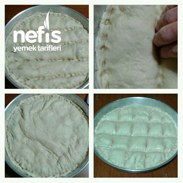 Peynir Li Ramazan Pidesi