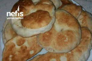 Puf Puf Pişi (Peynirli -Sade) Tarifi