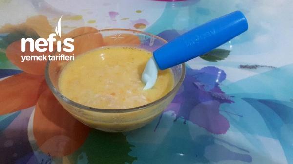 Bebekler İçin Tavuk Çorbası(+8)