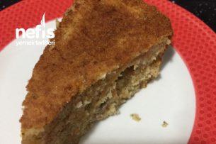 Bol Havuçlu Tarçınlı Cevizli Kek Tarifi