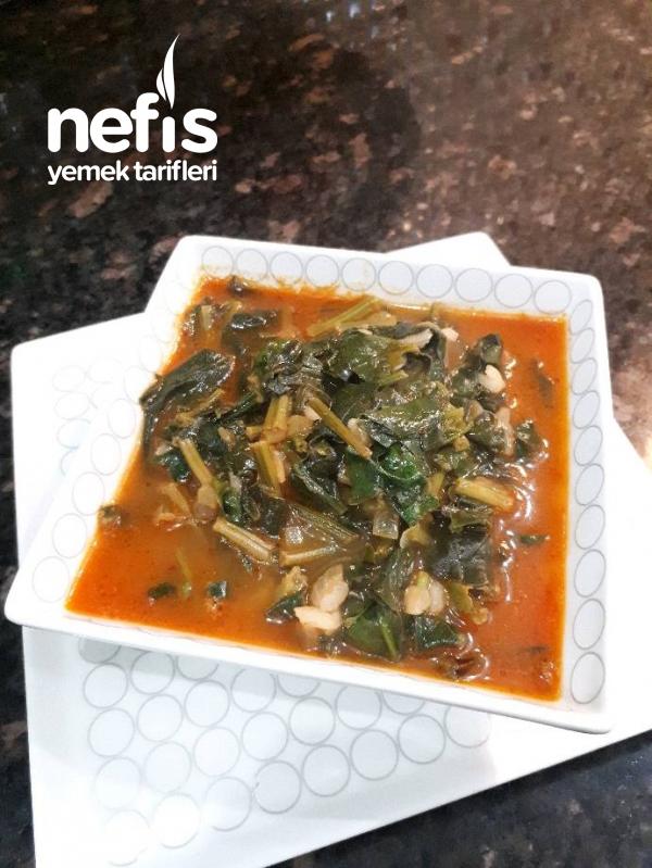 Ispanak Çorbası