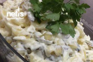 Orjinal Alman Salatası Tarifi