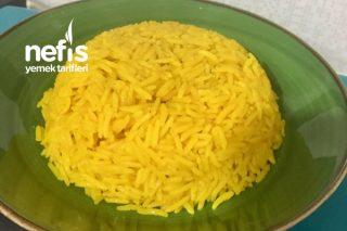Zerdeçallı Basmati Pirinci Pilavı Tarifi