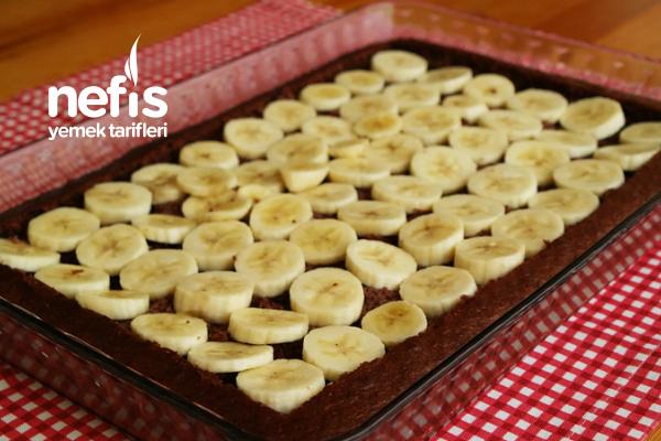 Borcamda Porsiyonluk Köstebek Pasta