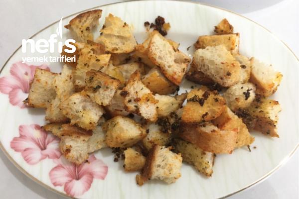 Çorbalık Köftelik Kıtır Ekmek (Ekmeğini Çöpe Atma) Tarifi