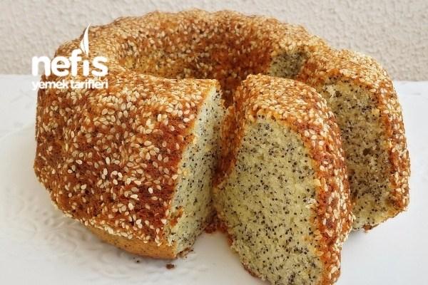 Şerbetsiz Kek Kalıbında Haşhaşlı Kek Tarifi için tıklayın;