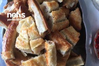 Kıymalı Kol Böreği ( Pazar Günlerinin Vazgeçilmezi) Tarifi