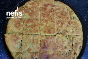 Mısır Unu Çöreği (Videolu) Tarifi