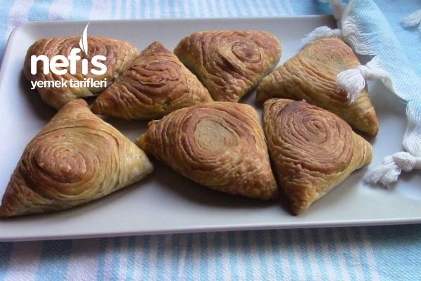 Samsa Böreğinin Orjinali Tarifi