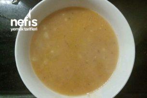 Yarmalı Tarhana Çorbası Tarifi