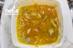 Havuçlu Tavuk Çorbası (Anneannemin Dillere Destan Tarifi)