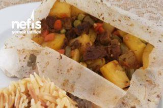 Kâğıt Kebabı Tarifi