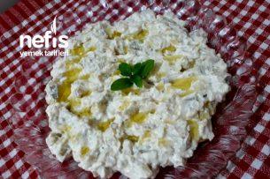 Lübnan Mutfağı Harikası Mütebbel (Tahinli Patlıcan Mezesi) Tarifi