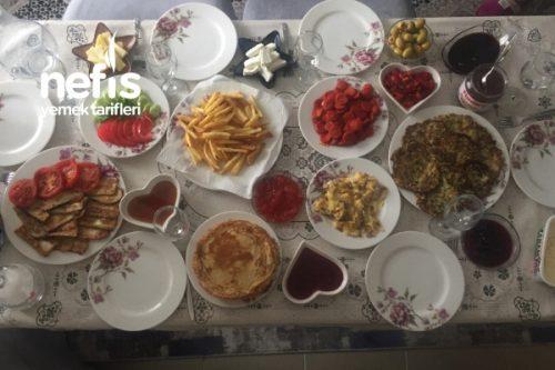 Misafir Kahvaltısı Tarifi