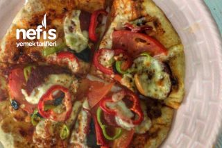 Şipşak Pizza Değil De Ne Tarifi