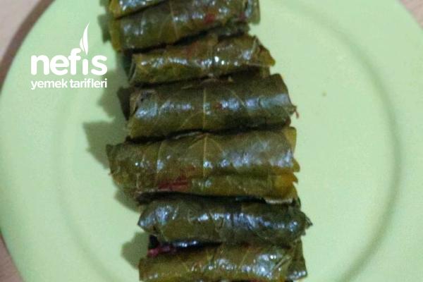 Yaprak Sarma Doğu Mutfağı Baharatları İle Tarifi