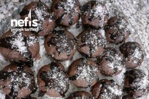 Çikolata Fışkıran Kakaolu Islak Kurabiyem Tarifi