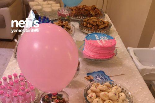 Doğum Günü Sunumları Tarifi
