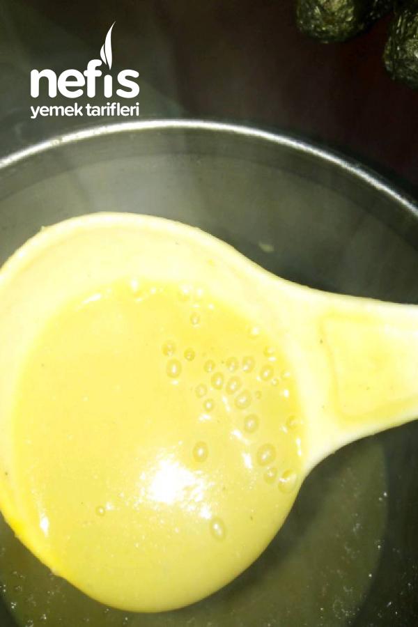 Süzgeçte Süzme Mercimek Çorbası Tarıfi