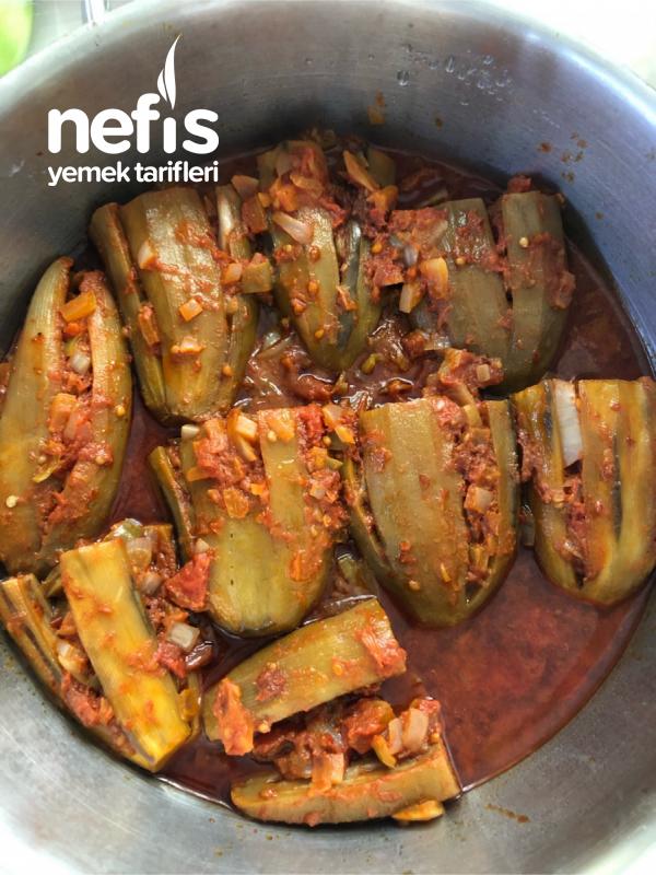 Yoğurtlu Patlıcan Yemeği(Tarsus'a Özgü )