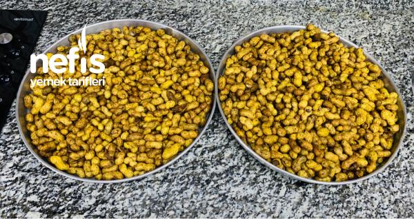 Baharatlı Kabuklu Yer Fıstığı  Çaylarımızın Baş Tacı Olacak
