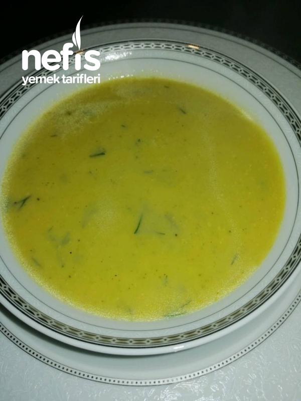 Brokolili Sebze Çorbası