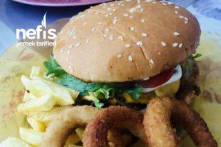 Burger King Tadında Hamburger Tarifi