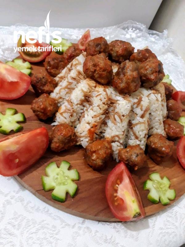 Enfes Ali Paşa Pilavı