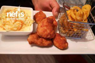 Ev Yapımı Tavuk Nugget Tarifi