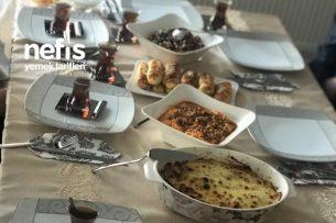 Gün Menüm, Çay Saati Tercihlerimiz Tarifi